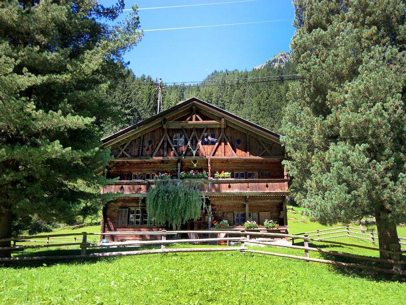 Siglaste, location de vacances à Valle Aurina