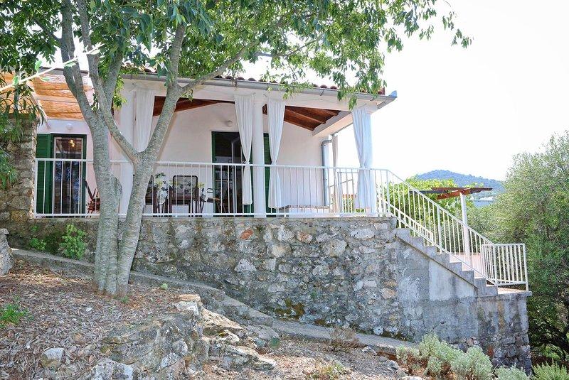 Two bedroom house Sali, Dugi otok (K-16128) – semesterbostad i Dugi Island