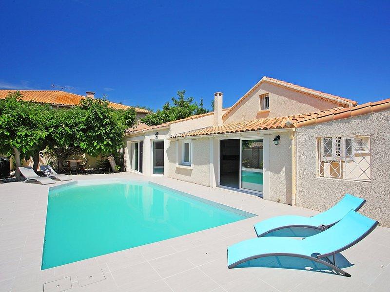Villa du Littoral, holiday rental in La Tamarissiere