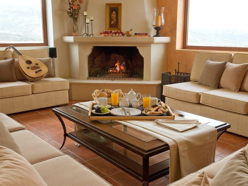 Country Luxury Villa, alquiler vacacional en Myrtia