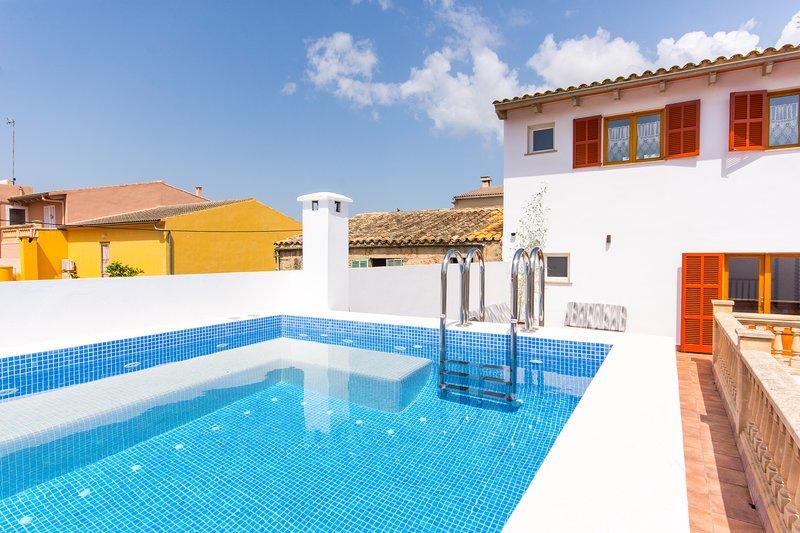 Casa Sa LLuna, Ferienwohnung in Santa Margalida