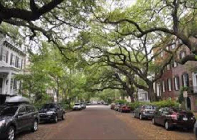 Jones Street - Americas Prettiest Street
