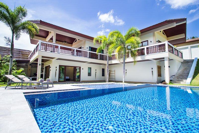 Baan Exclusive Aonang Pool Villa, holiday rental in Pak Nam