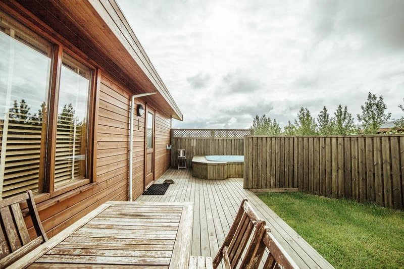 Minniborgir 40m2, holiday rental in Selfoss