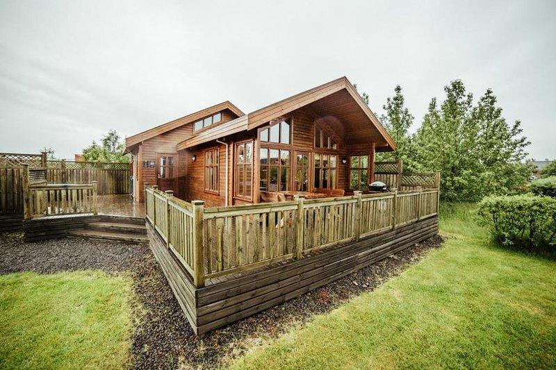 Minniborgir 80m2 1, vacation rental in Selfoss