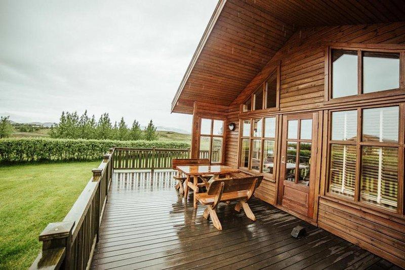 Minniborgir 80m2 2, vacation rental in Selfoss