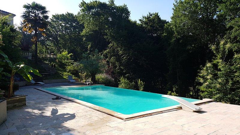 Gite du Grand Charme, vacation rental in Barbotan-les-Thermes