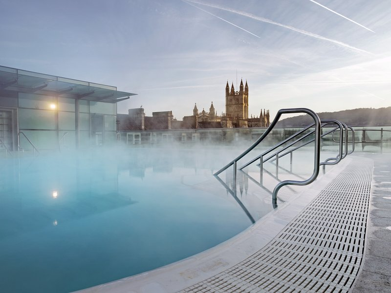 Thermae Bath Spa - Visit Bath