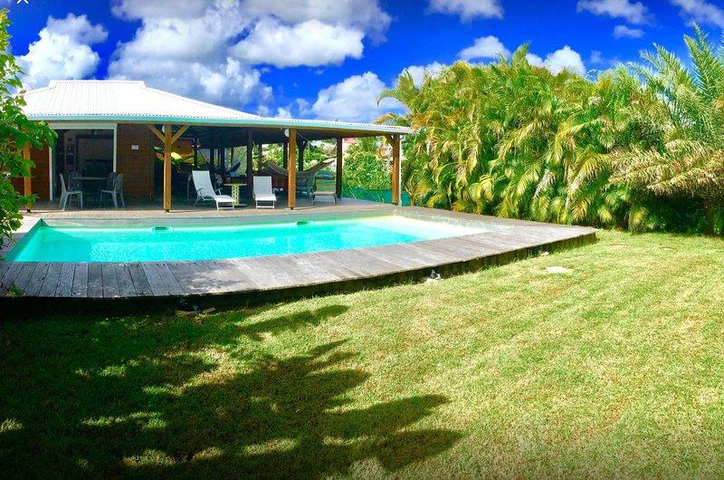 Kazajujo Paradise, holiday rental in Le Moule