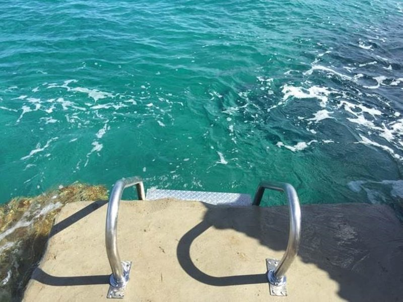Access to the ocean