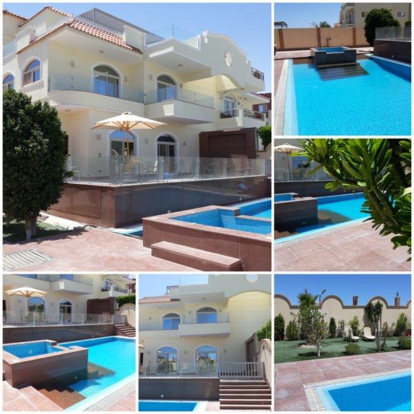 Moderne Villa Met Appartementen Te Huur Gelegen In Tuin