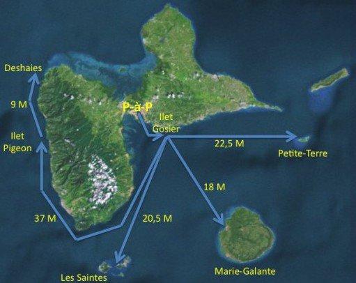 Guadalupe y su archipiélago