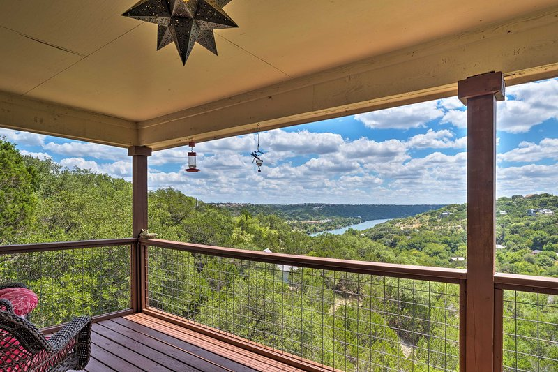 Fall in love with Texas at this 3-bedroom, 2-bathroom vacation rental home.