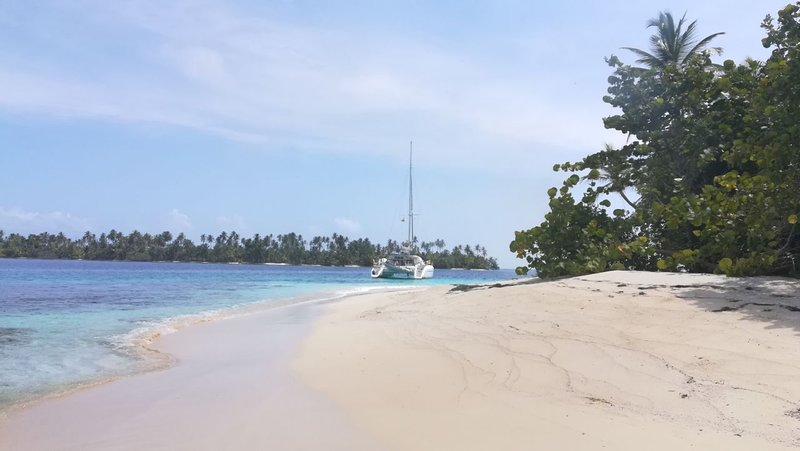 Sailingtripadventures / charter on a catamaran to visit San blas islands, panama, location de vacances à El Porvenir