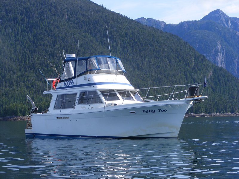40' yacht, vacation rental in Ketchikan