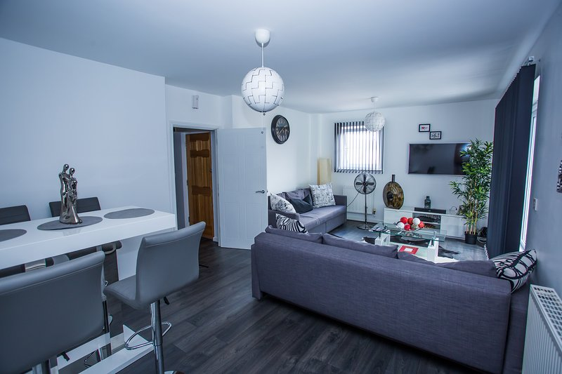 The Pent House Apartment, holiday rental in Barking