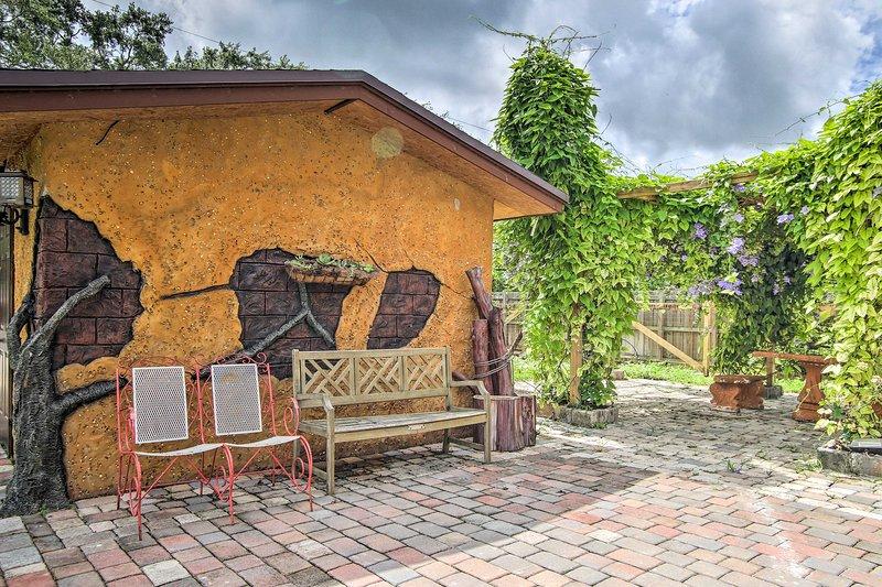 Enjoy a grand getaway at this vacation rental house!