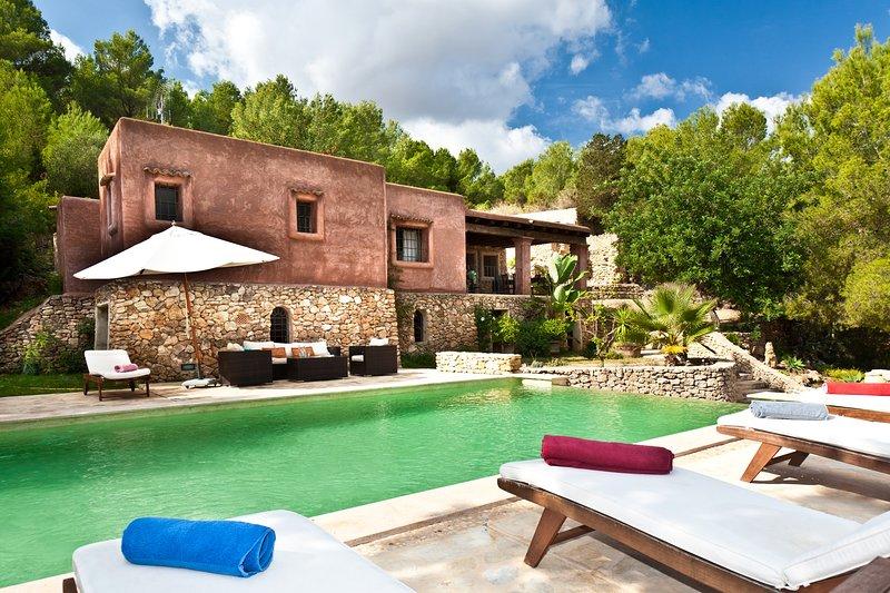 Can Niko, Finca 5StarsHome Ibiza, casa vacanza a Santa Eulalia del Río