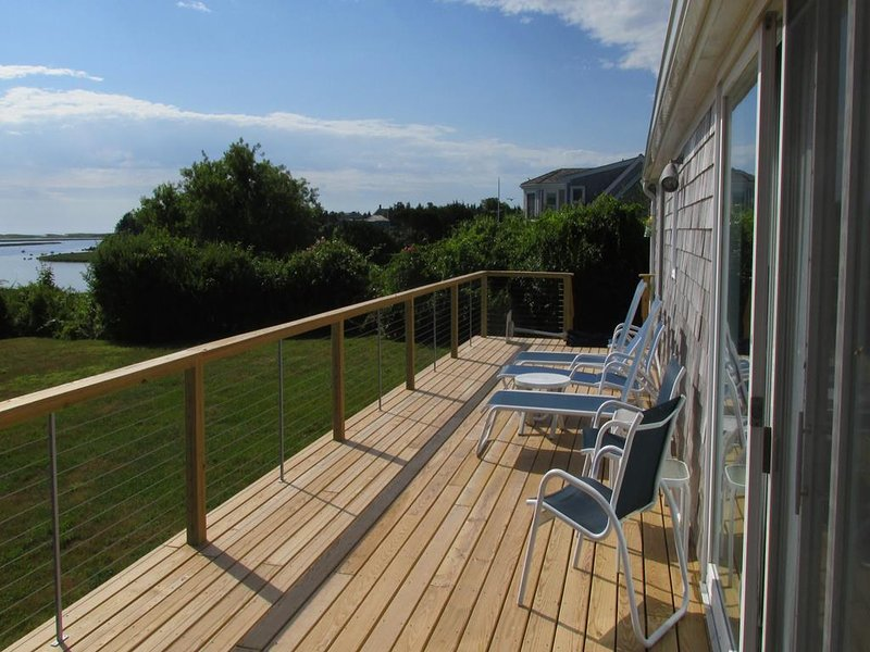 New Deck at 215 Mary Chase