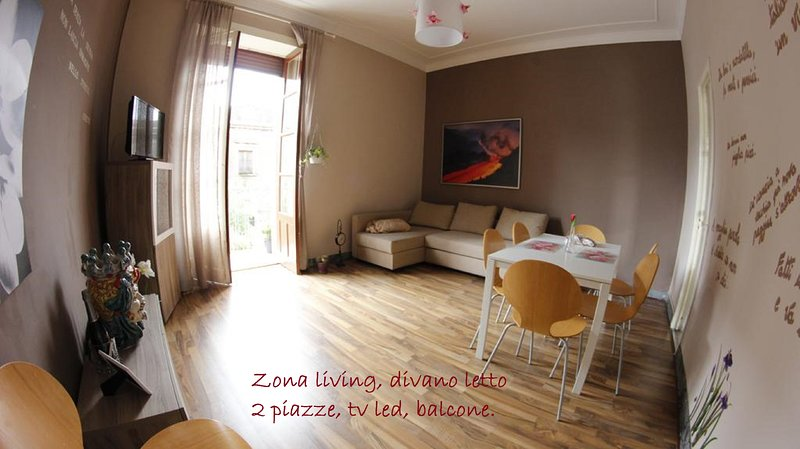 Maison sicilienne centralissimo, holiday rental in Catania