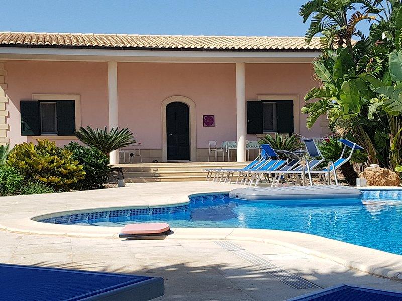 Villa Phoenix, alquiler de vacaciones en Siracusa