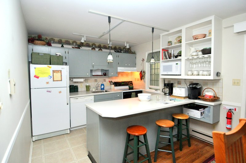 Fully equipped Kitchen ready for your favorite meals!
