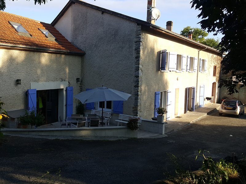 Maison laboudigue, holiday rental in Sauvelade