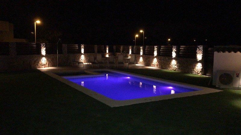 Luxury 3 bed Villa, location de vacances à Corvera