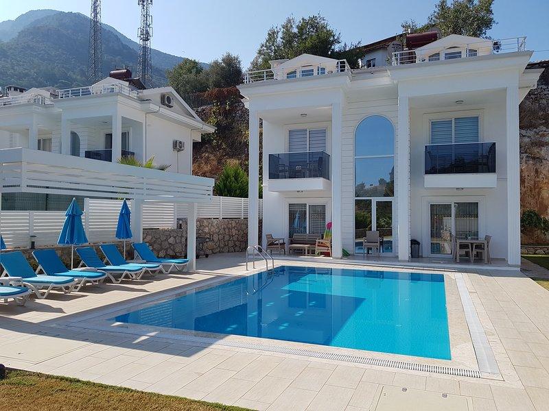 Usan  Private 4 Bedrooms Villa, holiday rental in Hisaronu