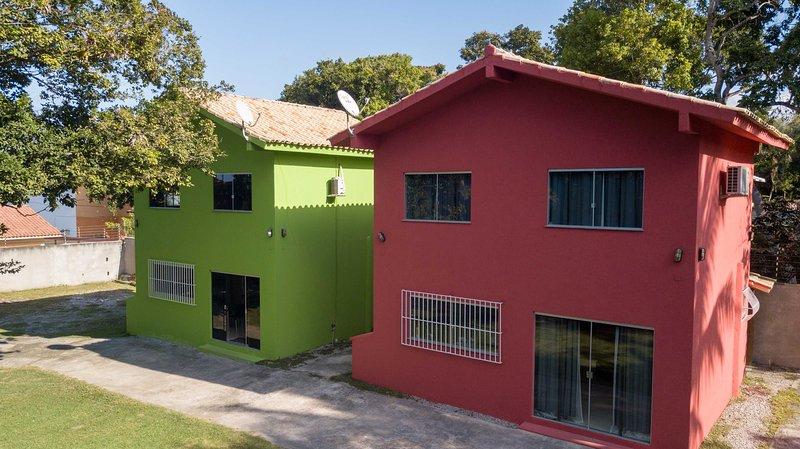 CASA DO BRUNO - ARRAIAL D`AJUDA – semesterbostad i Porto Seguro