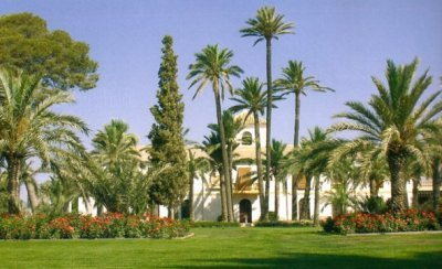 The Clubhouse on the Hacienda Riquelme Golf Resort