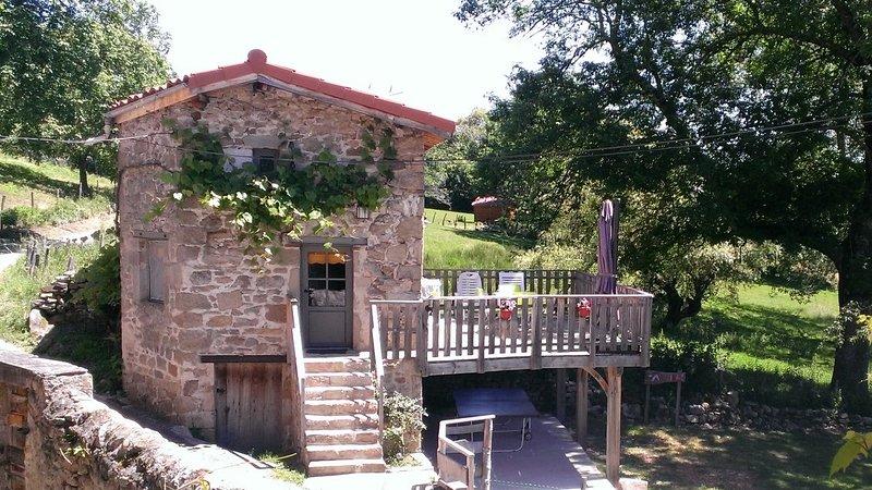 Gite La lutinière, vacation rental in Le Peage-de-Roussillon