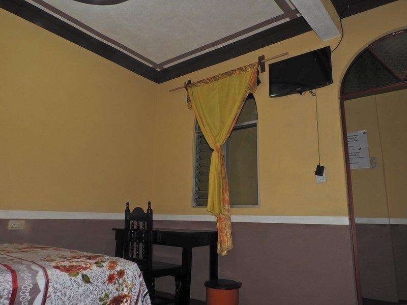 Comfort di una delle stanze.