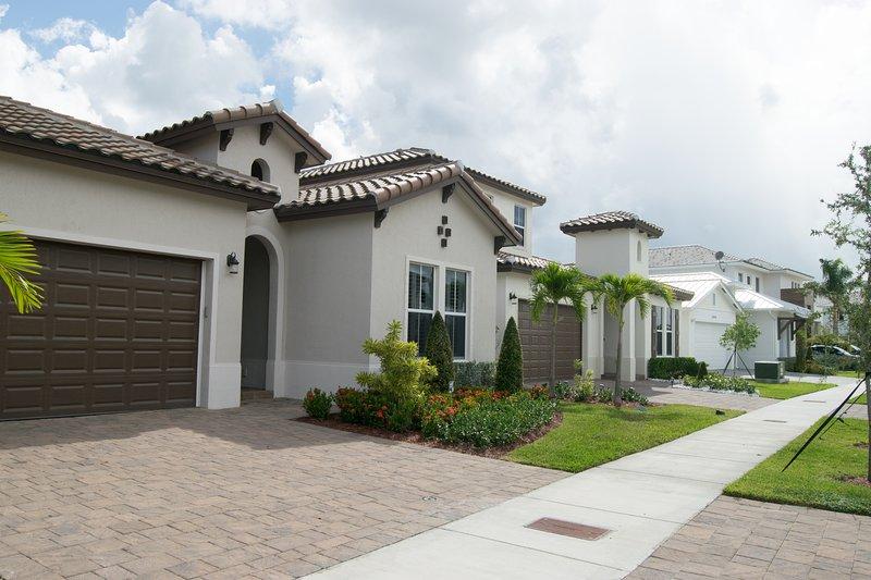 Mediterranean style home in Miami