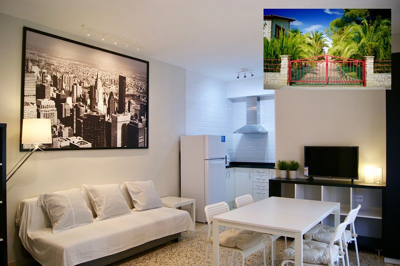 Apartamentos Caspe - 2 personas, holiday rental in Fabara