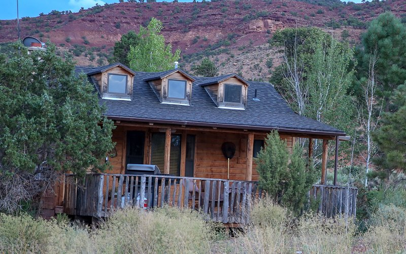 Great Cabin in Torrey/Capitol Reef National Park, location de vacances à Lyman