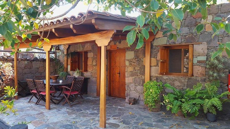 Redondo de Guayedra- Villa Tifaracas, holiday rental in Agaete