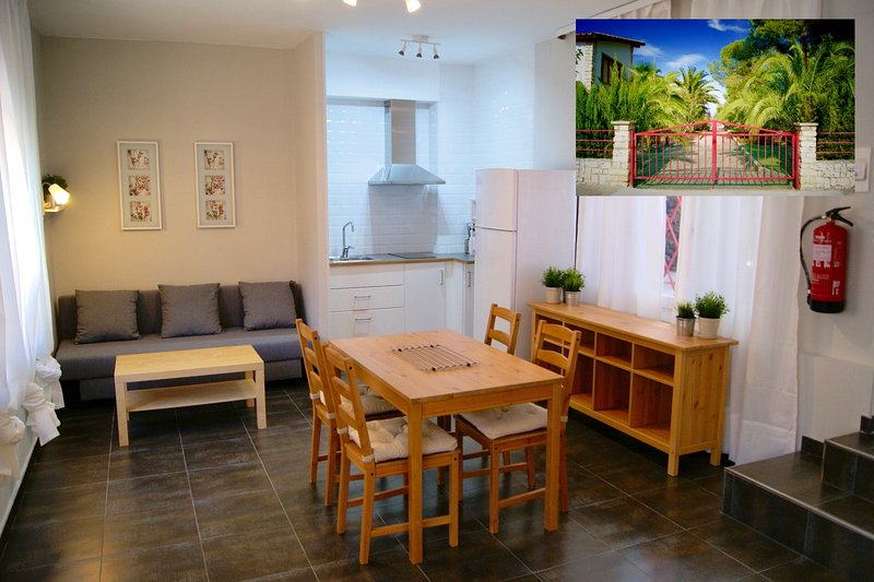 Apartamentos Caspe - 2 personas - Estudio, holiday rental in Fabara