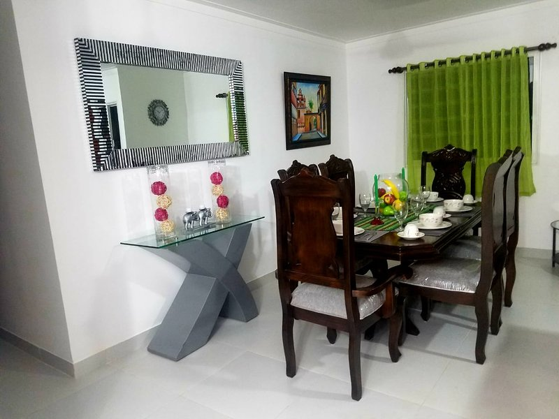 Apartamento Amueblado en Santiado RD, alquiler de vacaciones en Salcedo
