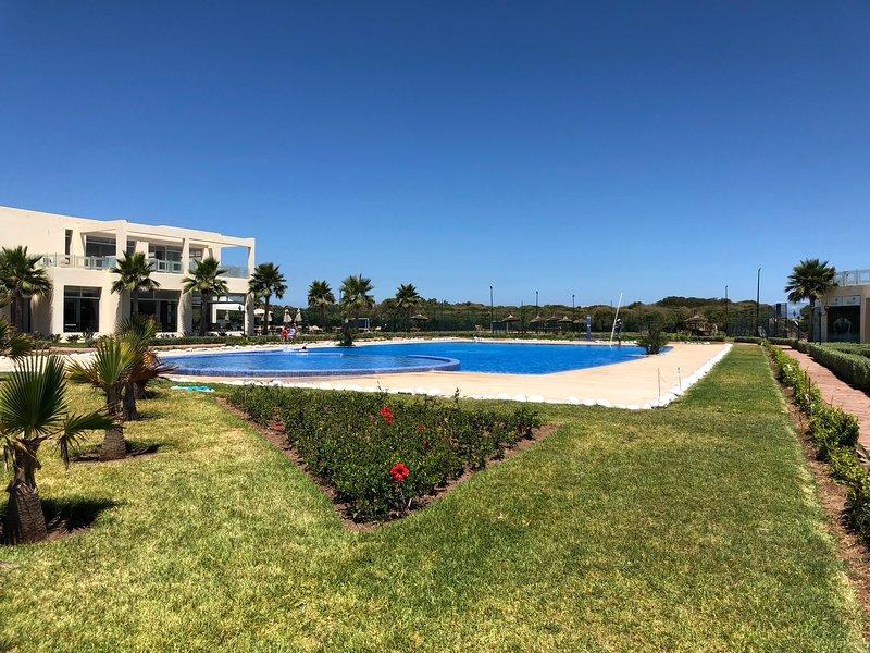 Appartement bord de mer – 125m2 - 3 chambres, holiday rental in El Jadida