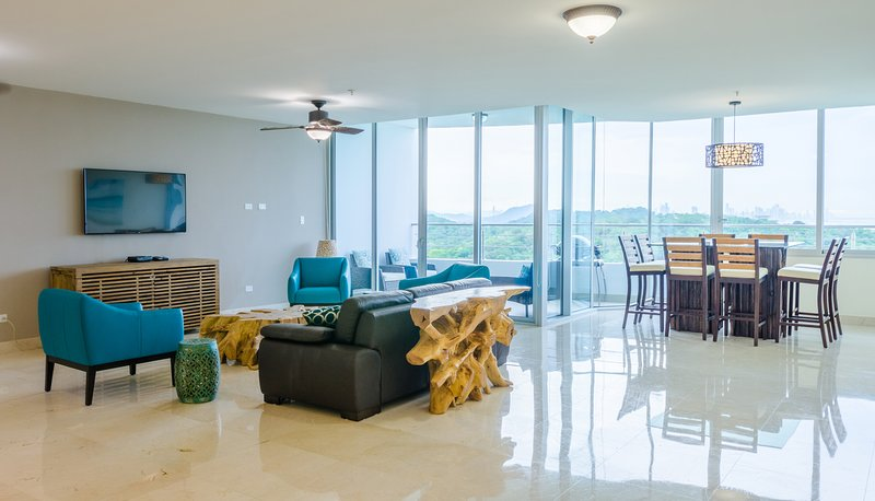 23o Amazing Penthouse in Playa Bonita Resort, aluguéis de temporada em Isla Taboga