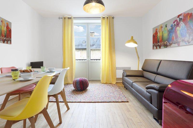 Appart-hotel proche de Lascaux, location de vacances à Montignac