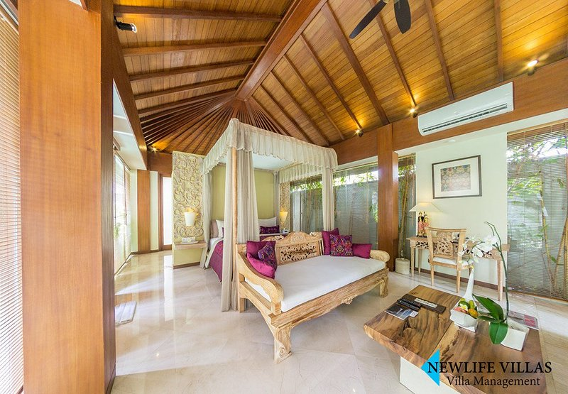 The Royal Purnama - 2BR Villa Jepun 112, holiday rental in Saba