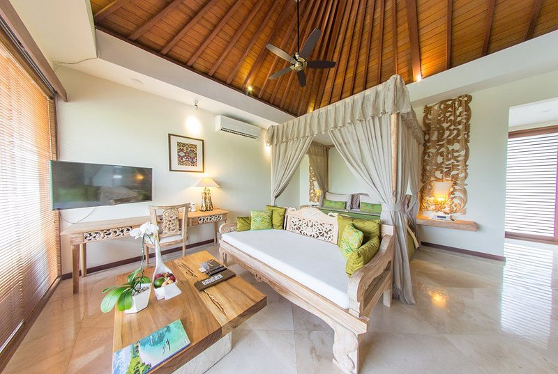 The Royal Purnama - Villa Cempaka, holiday rental in Saba