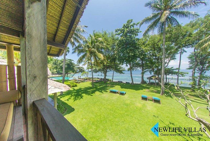 Jeeva Klui - Akasha Pool Villa, vacation rental in Lendangluar