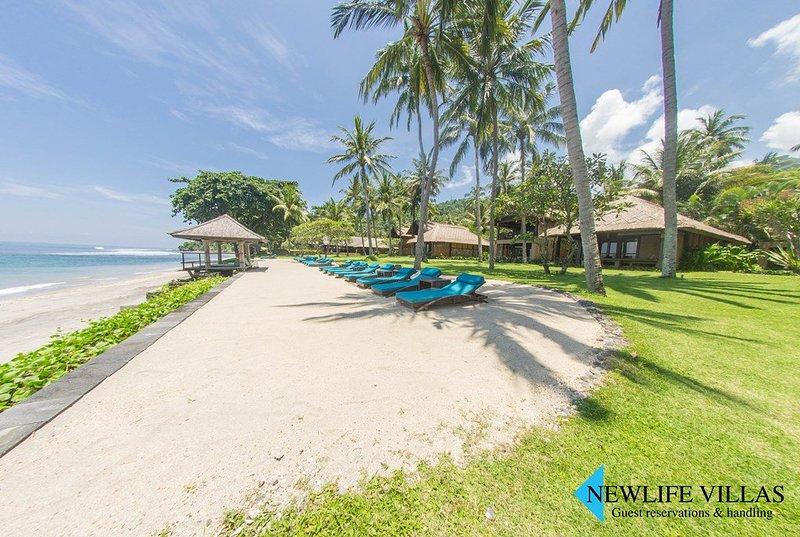 Jeeva Klui - Ananda Segara Gardenview Suite, vacation rental in Lendangluar