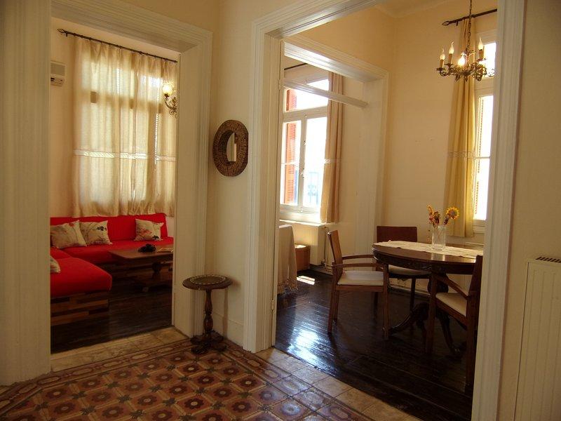 Finestra Rossa, holiday rental in Mytikas