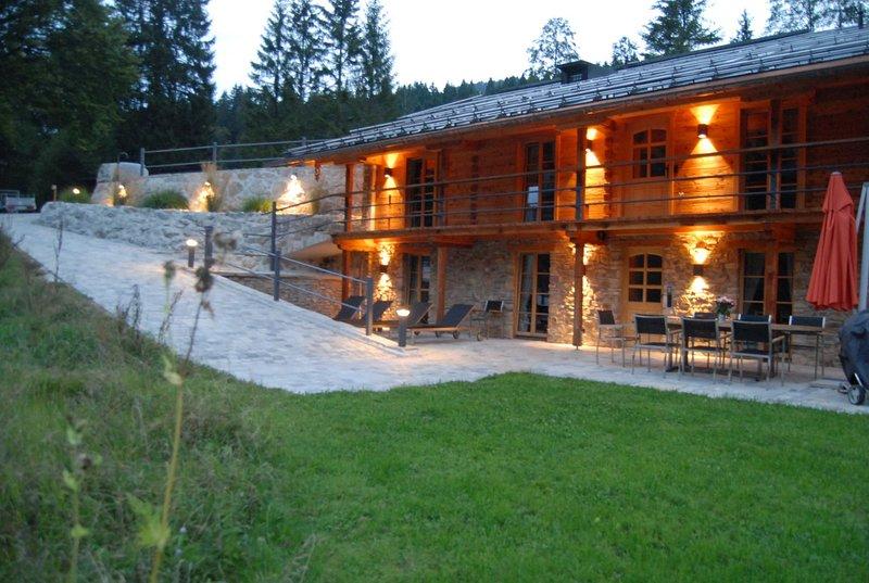 Die Suttenhütte, alquiler de vacaciones en Bad Heilbrunn