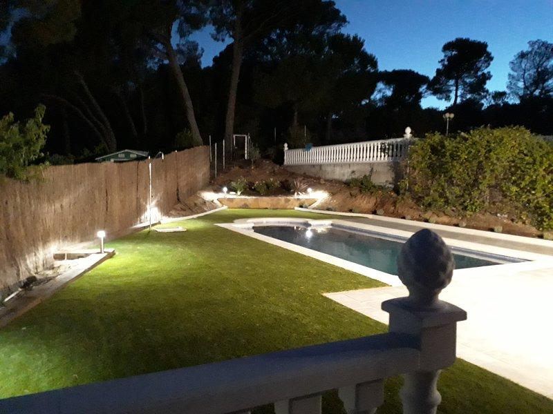 Villa de 200 m² avec piscine privée, vacation rental in San Martin de Valdeiglesias