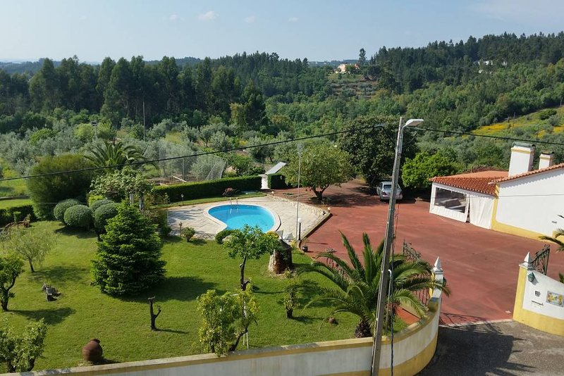 Nice villa with swimming-pool, holiday rental in Vila de Rei